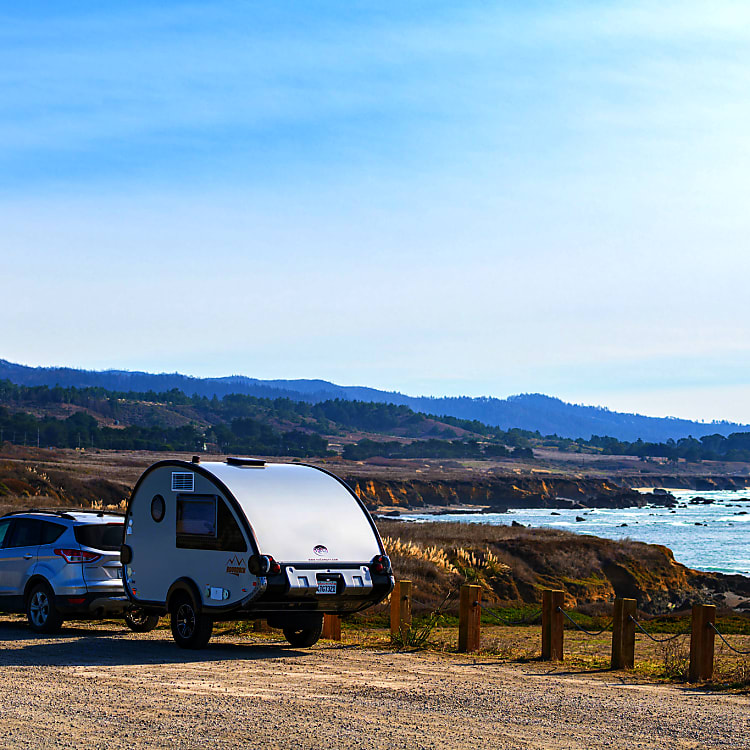 Traveling in style along the Pacific Coast Highway