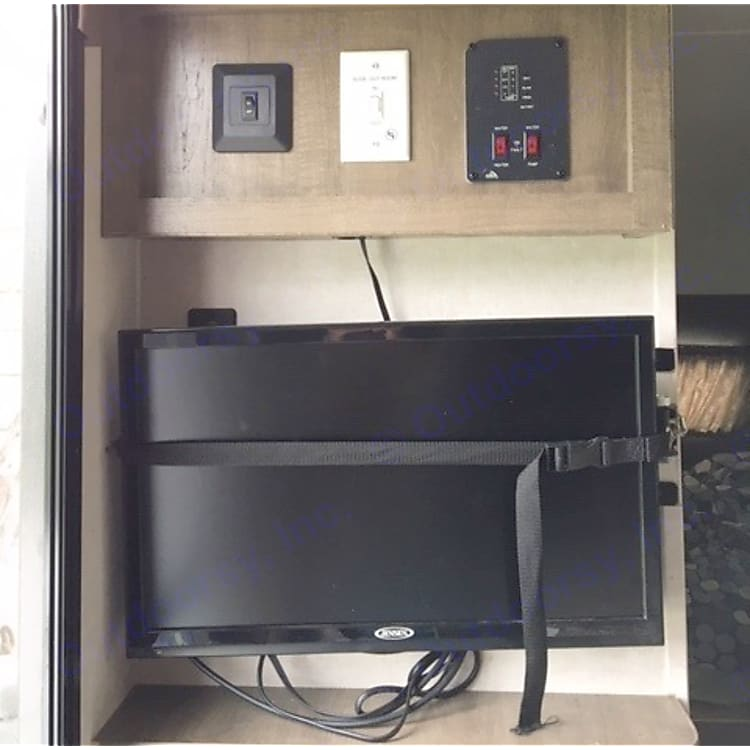 TV only works with Shore power