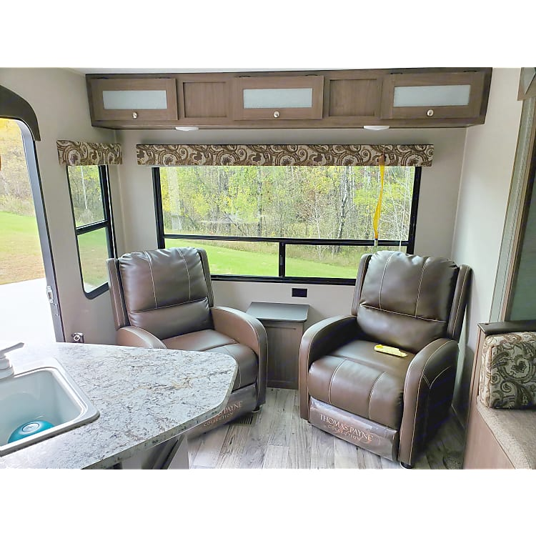 large rear picture window