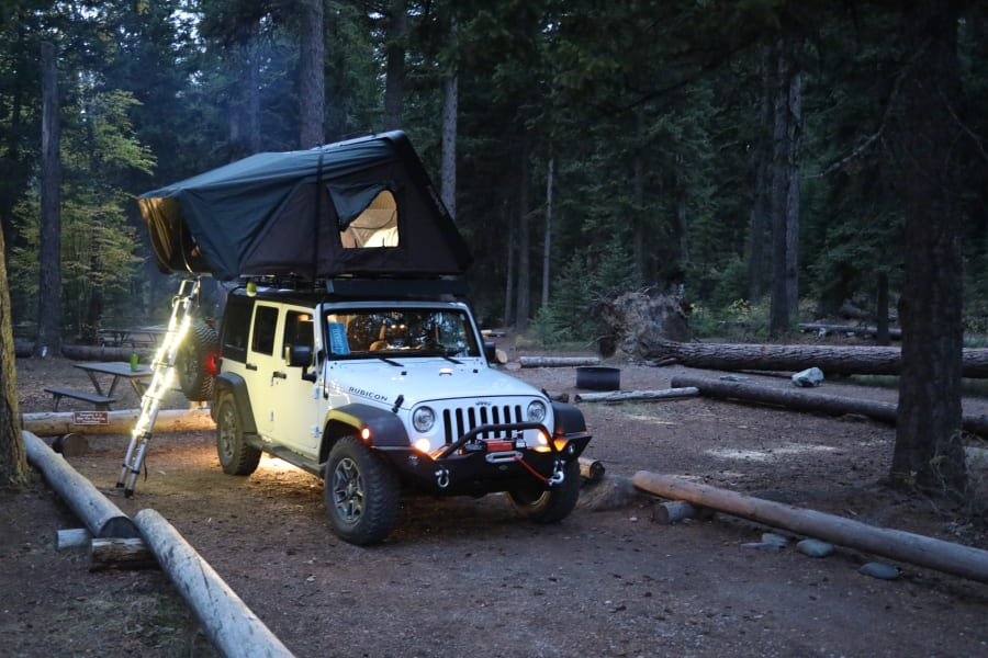 2017 Jeep Rubicon ready for your next adventure in Montana. Explorer the back country roads and find your next great adventure.