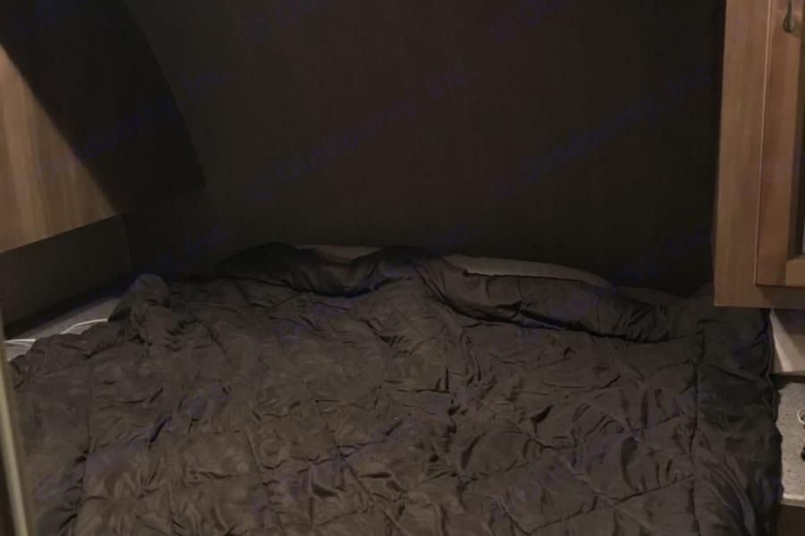 RV queen size mattress. That's all I got.