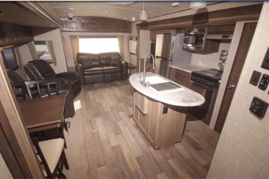 all rear living space