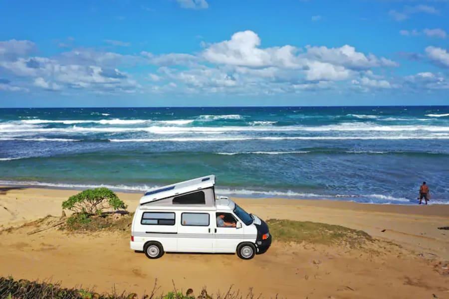 Luxury Camping on Kauai