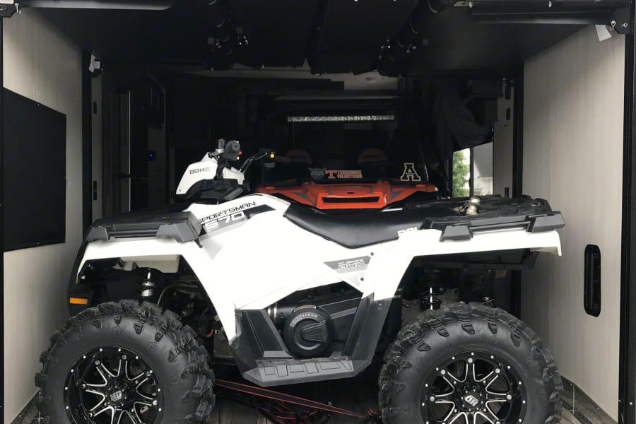 15 foot garage