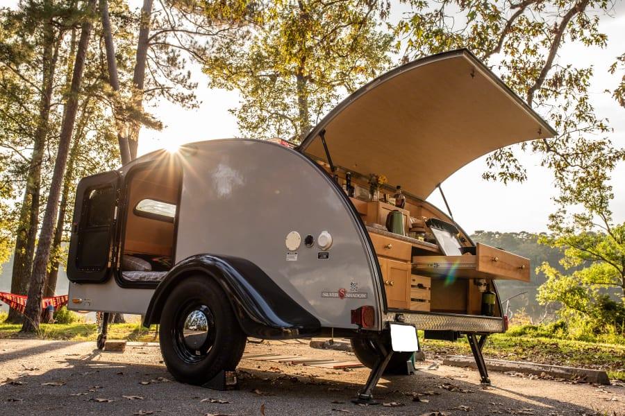 The Ocotillo Camper