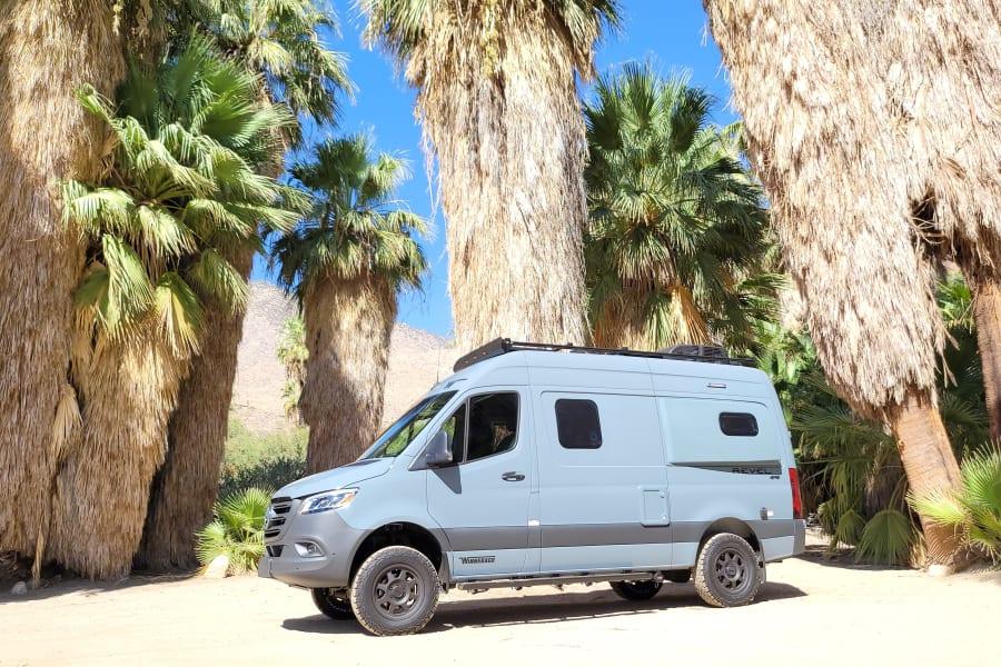 La Vida Revel visits the PS Indian Canyons