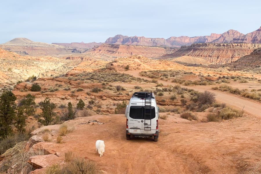 Sightseeing near Bryce Canyon, UT