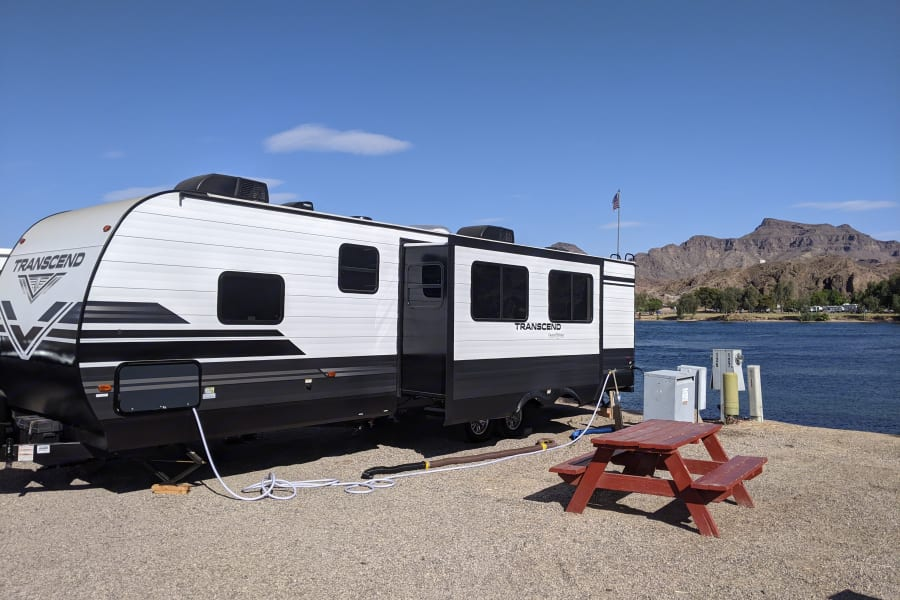 Camping is work, let us do all the work while you drive to the spot , we do all the work ! Big Bend Resort, Arizona 2021
