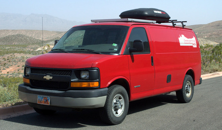 Chevrolet Express G3500 2003
