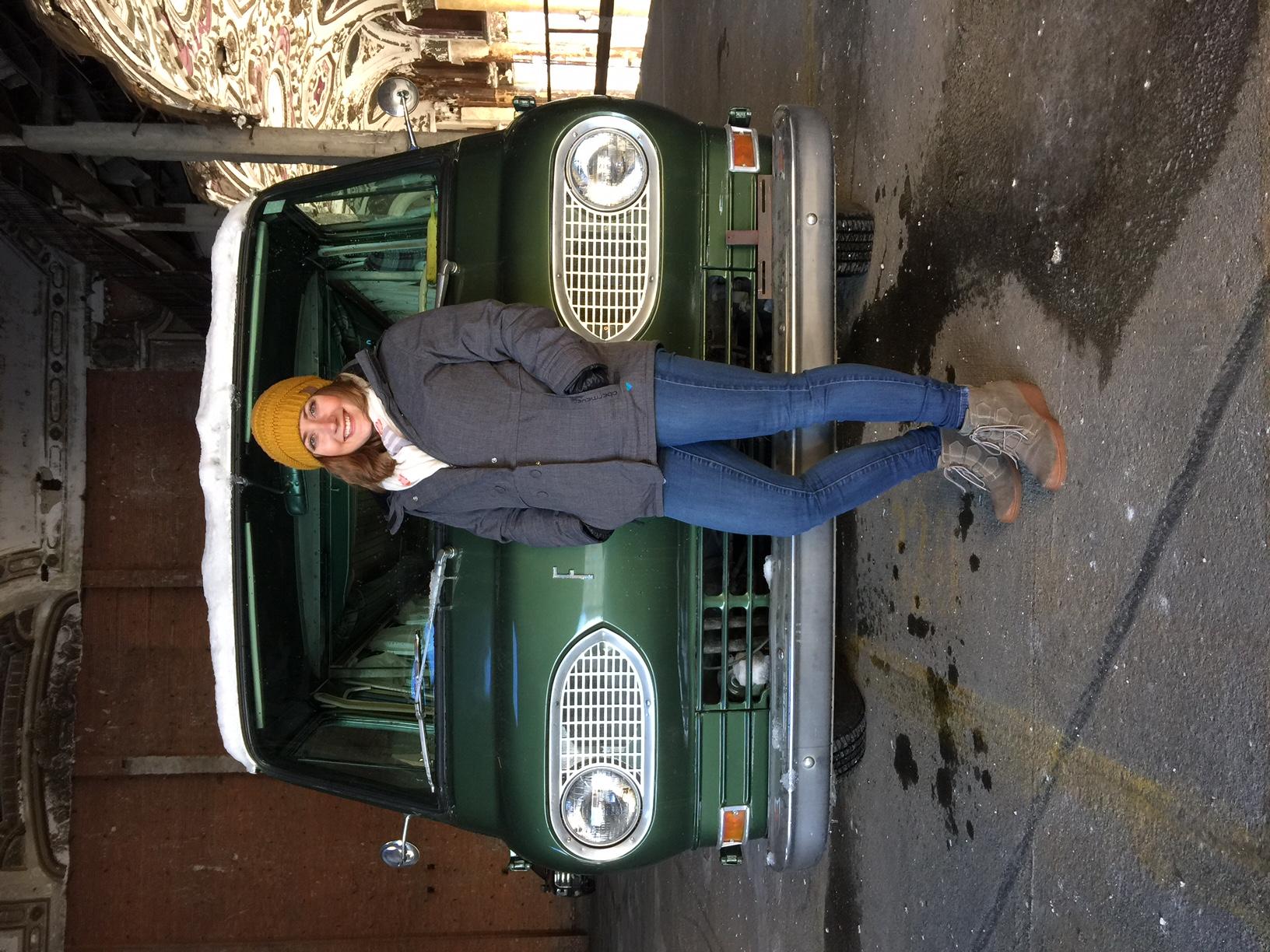 Ford Falcon Club Wagon 1967