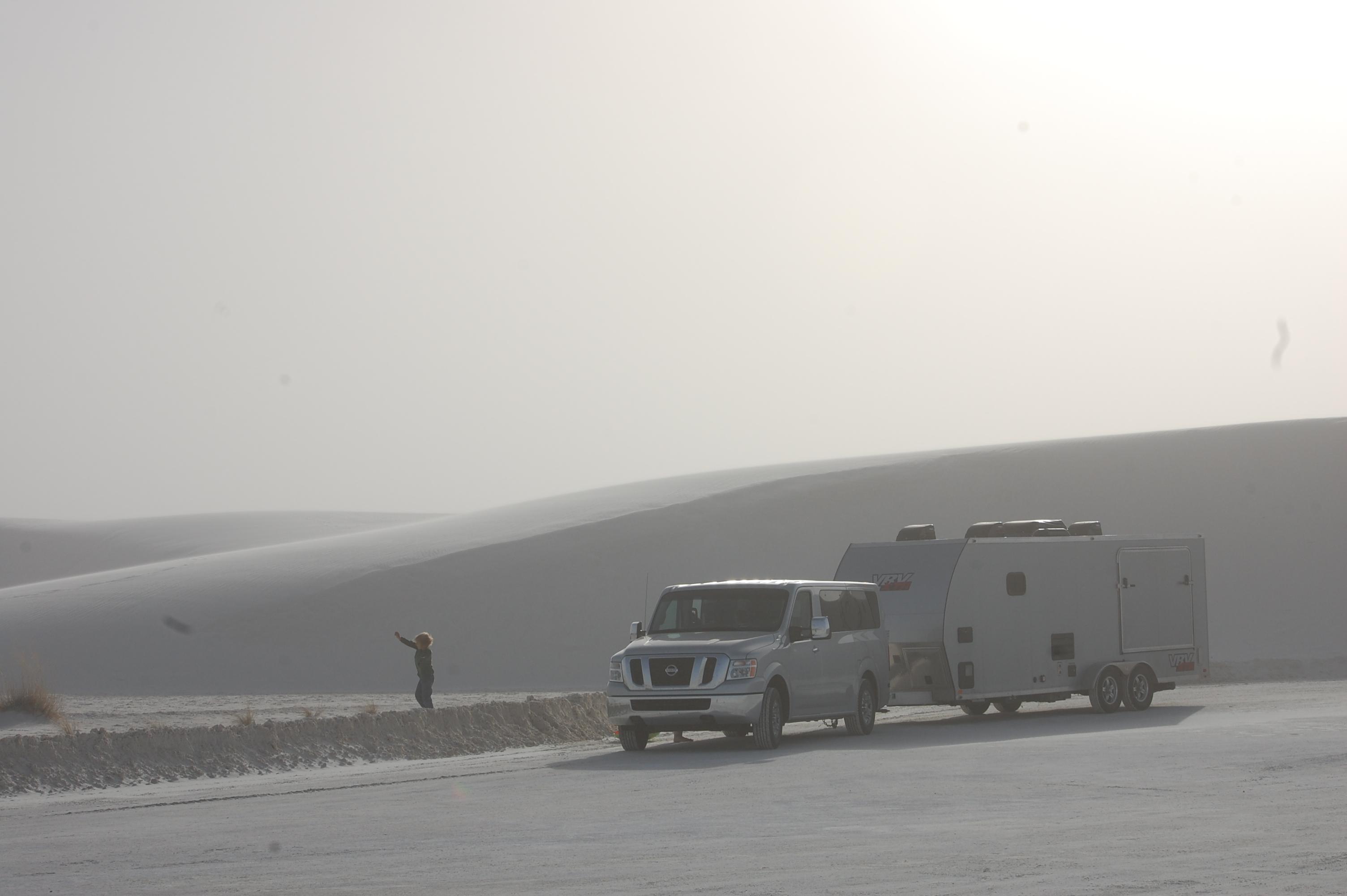 White Sands NM. VRV XTR 722 2014