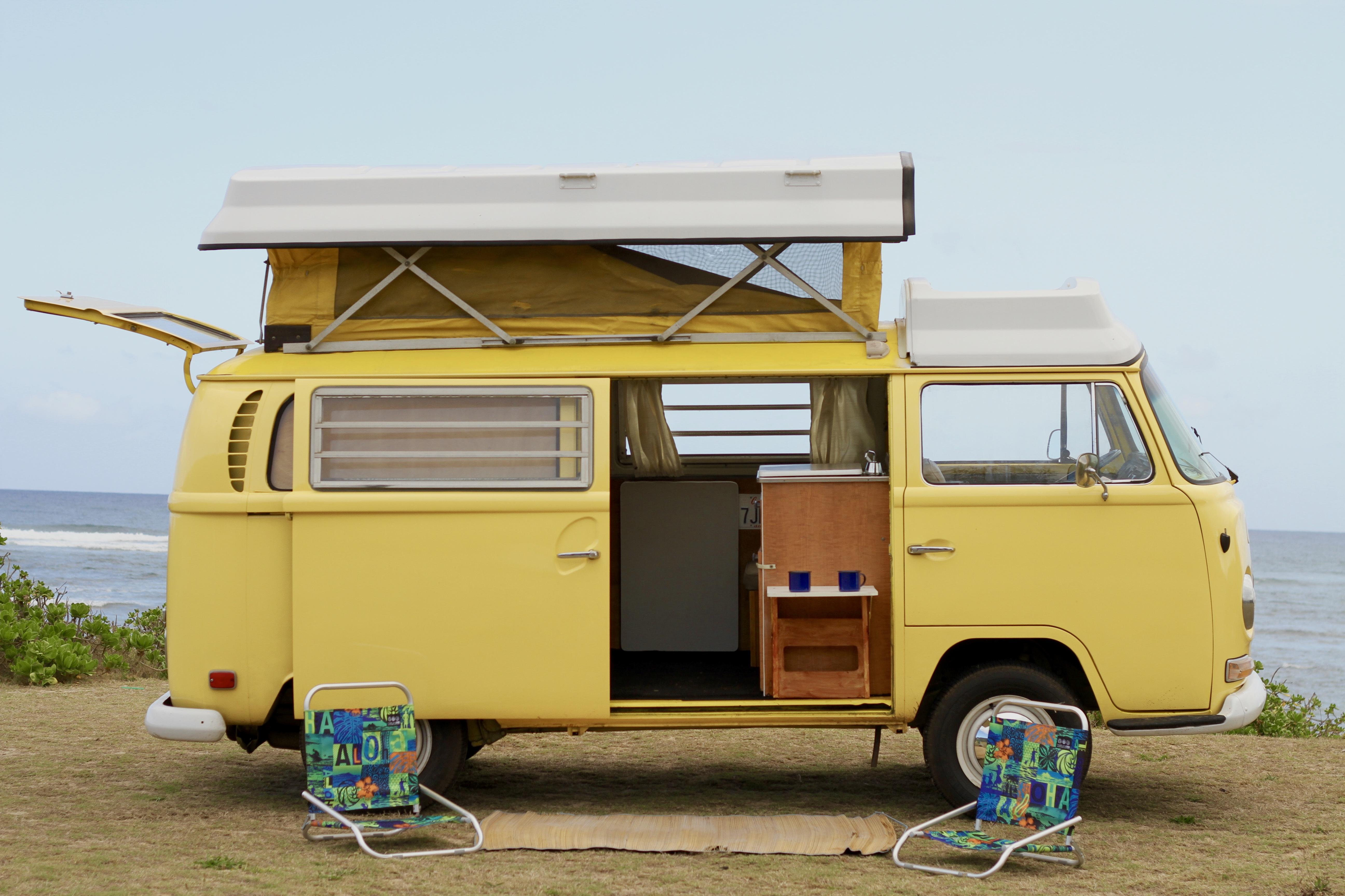 Volkswagen Bus 1970