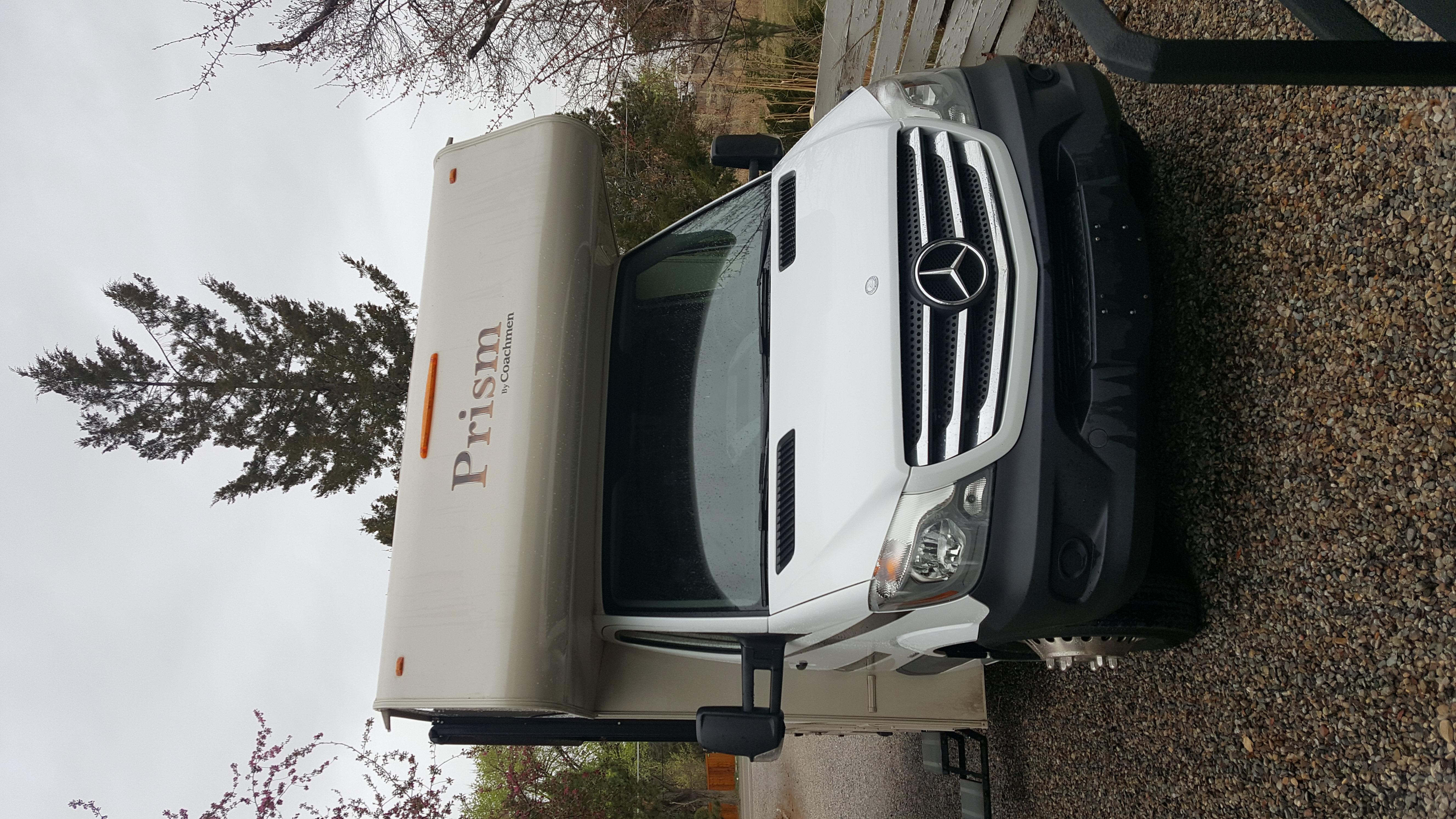 Mercedes Coachmen Prism 2016
