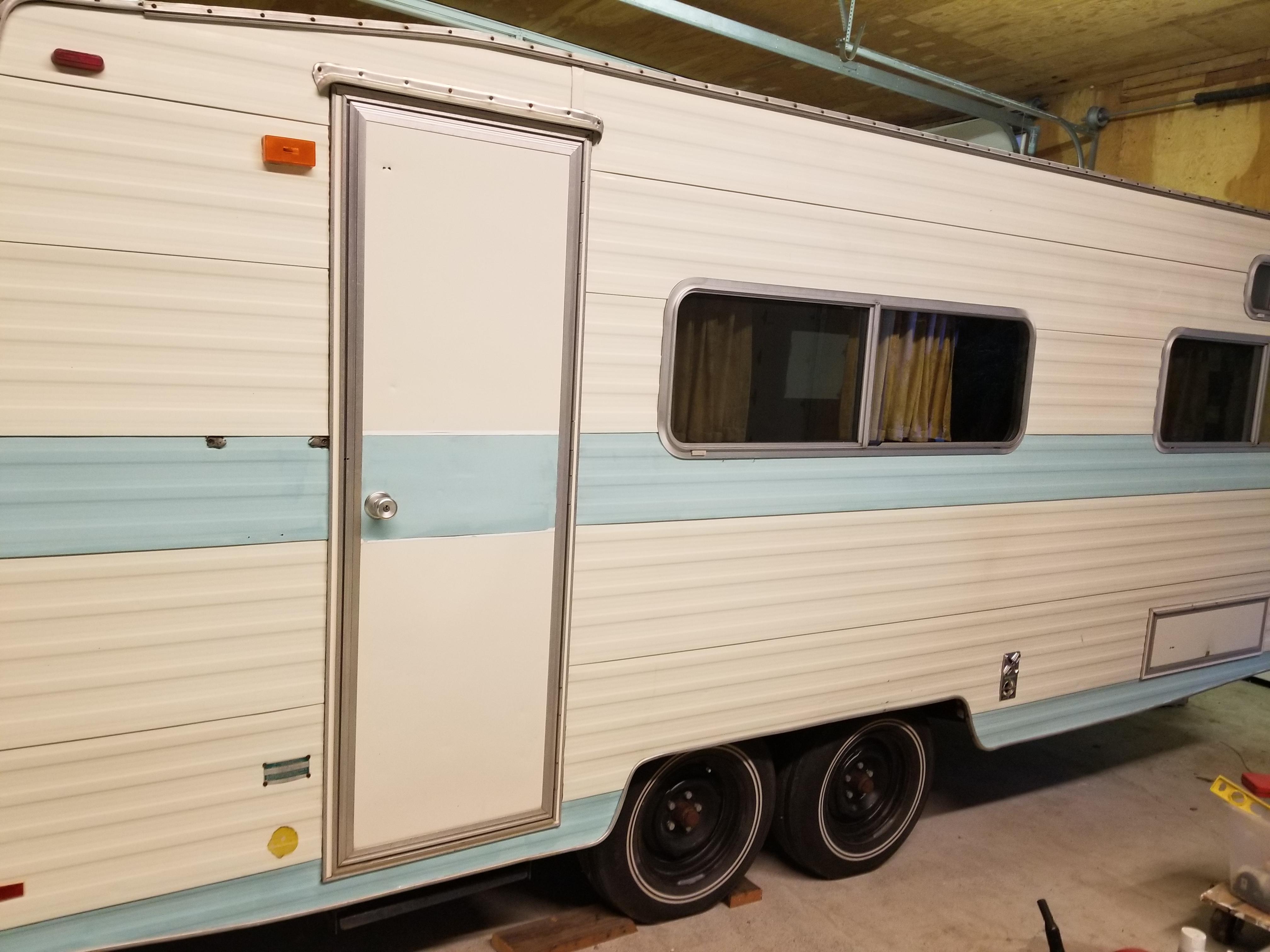 Custom timberline 1973