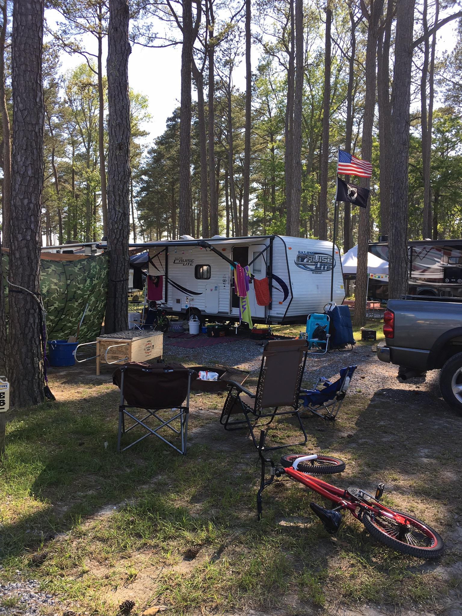 Forest River Salem Cruise Lite 2014