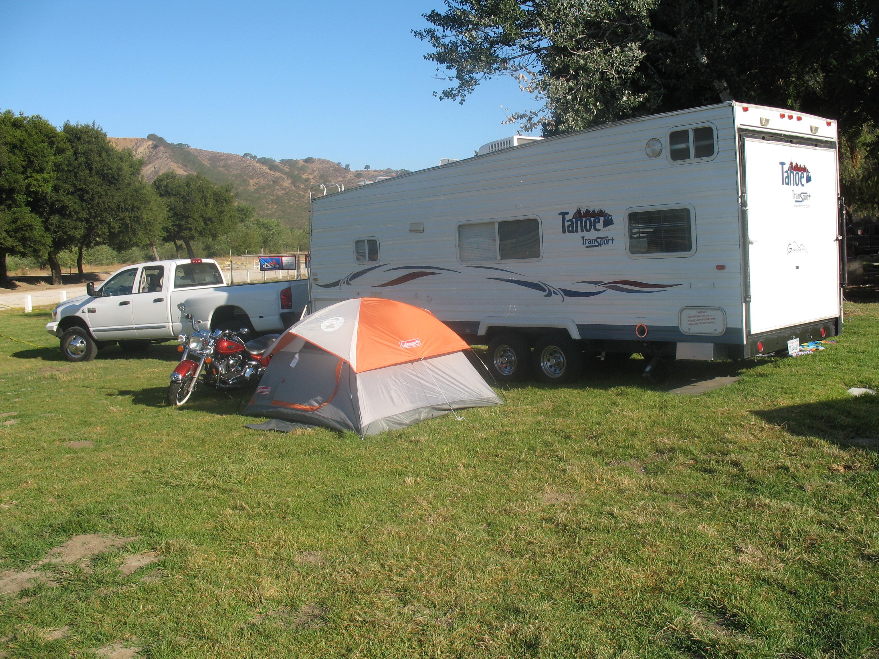 Thor Motor Coach Tahoe 2004