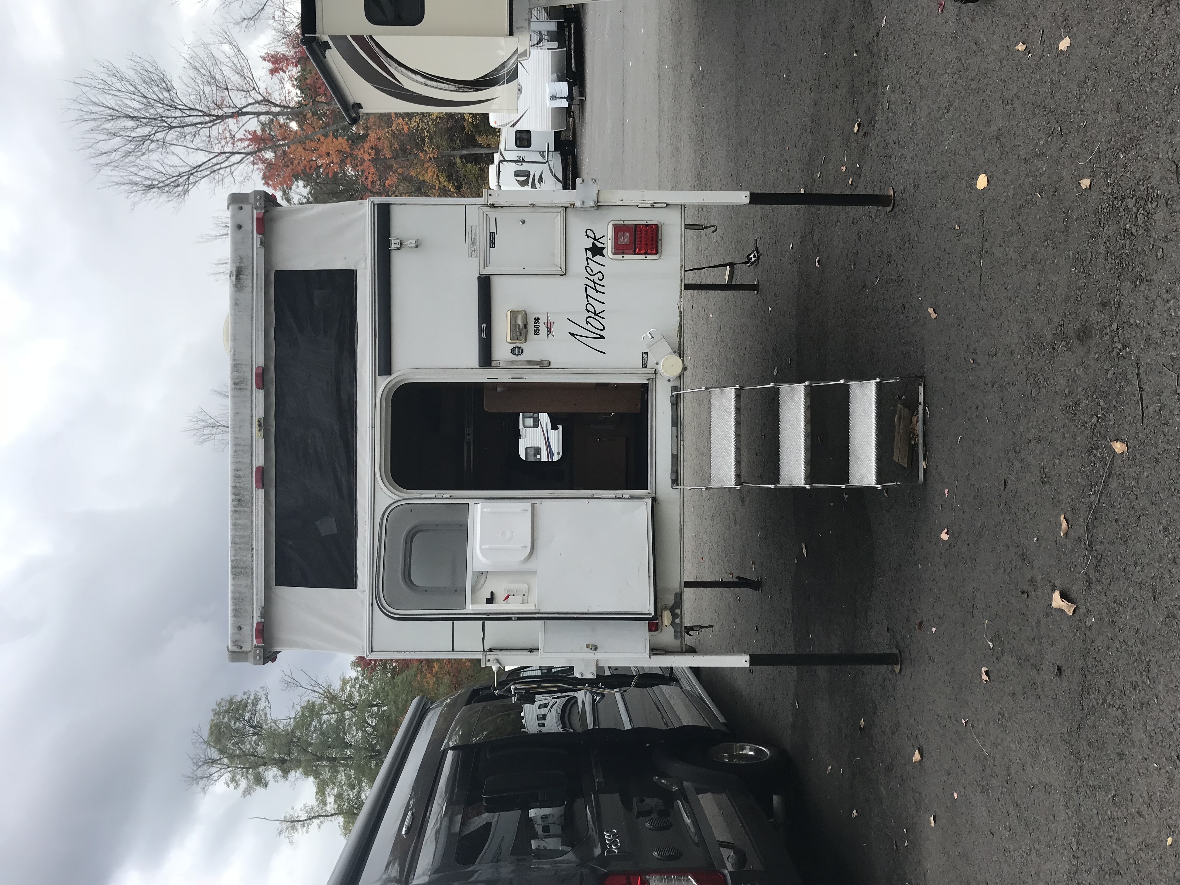 Northstar Truck Camper 850sc 2009