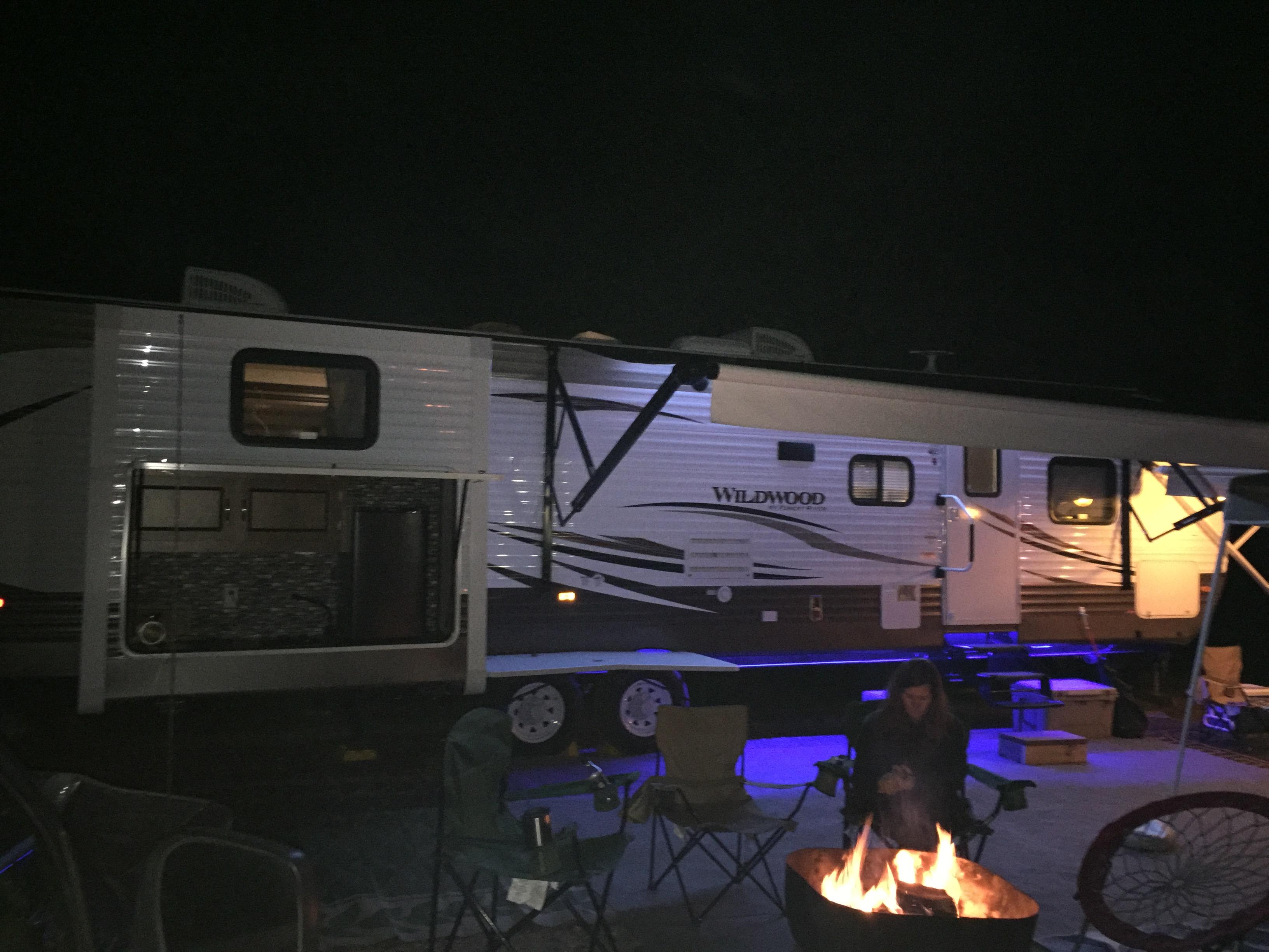 Washington Parish Fair (Family Trip). Forest River Wildwood 2018