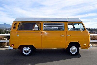Volkswagon Camperbus 1977