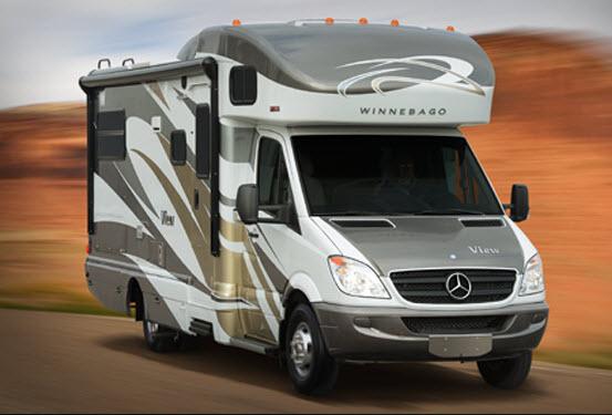 Mercedes-Benz View 2012