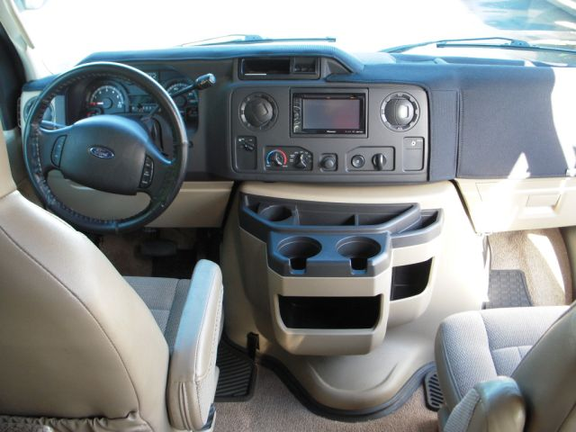 Nice, new, clean interior with bluetooth. Comfortable for long road trips.