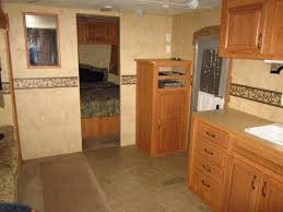entry way, living room, and master bedroom entry. Jayco Eagle 2006