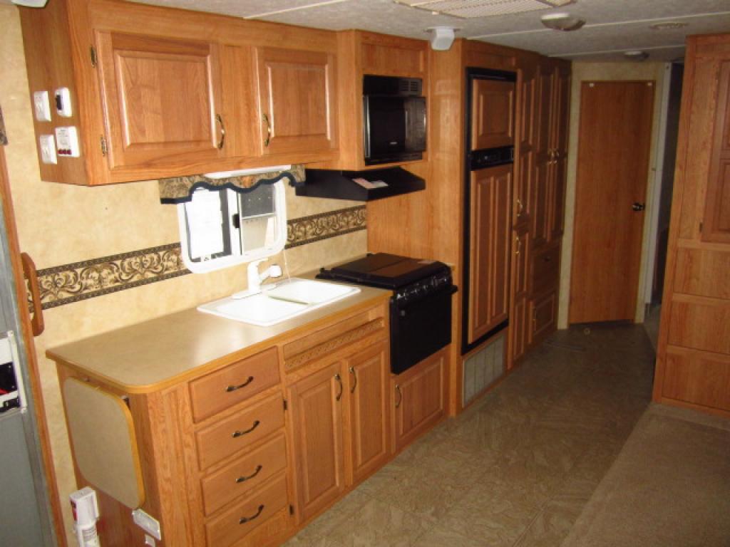kitchen. Jayco Eagle 2006