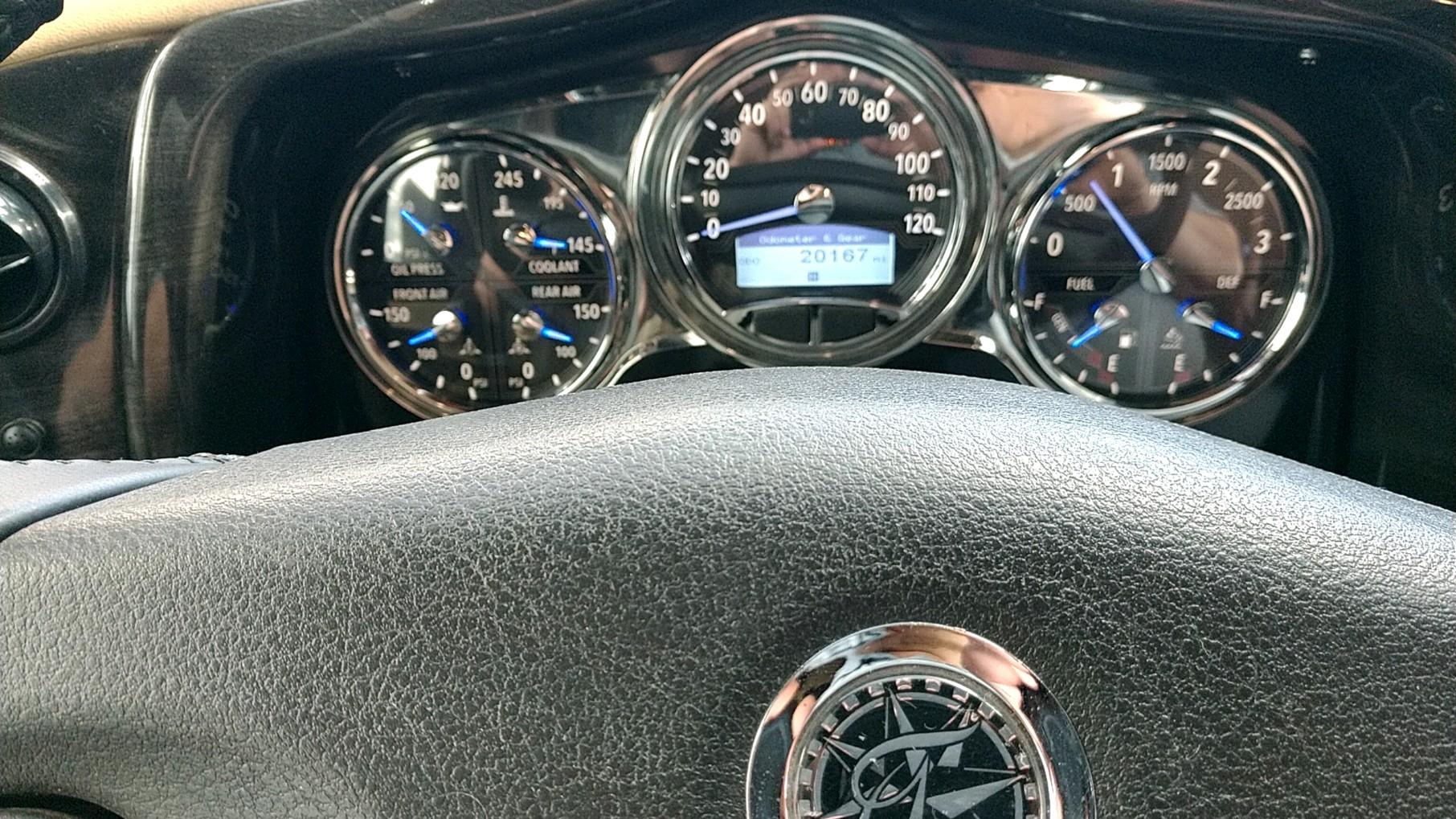 Recent mileage
