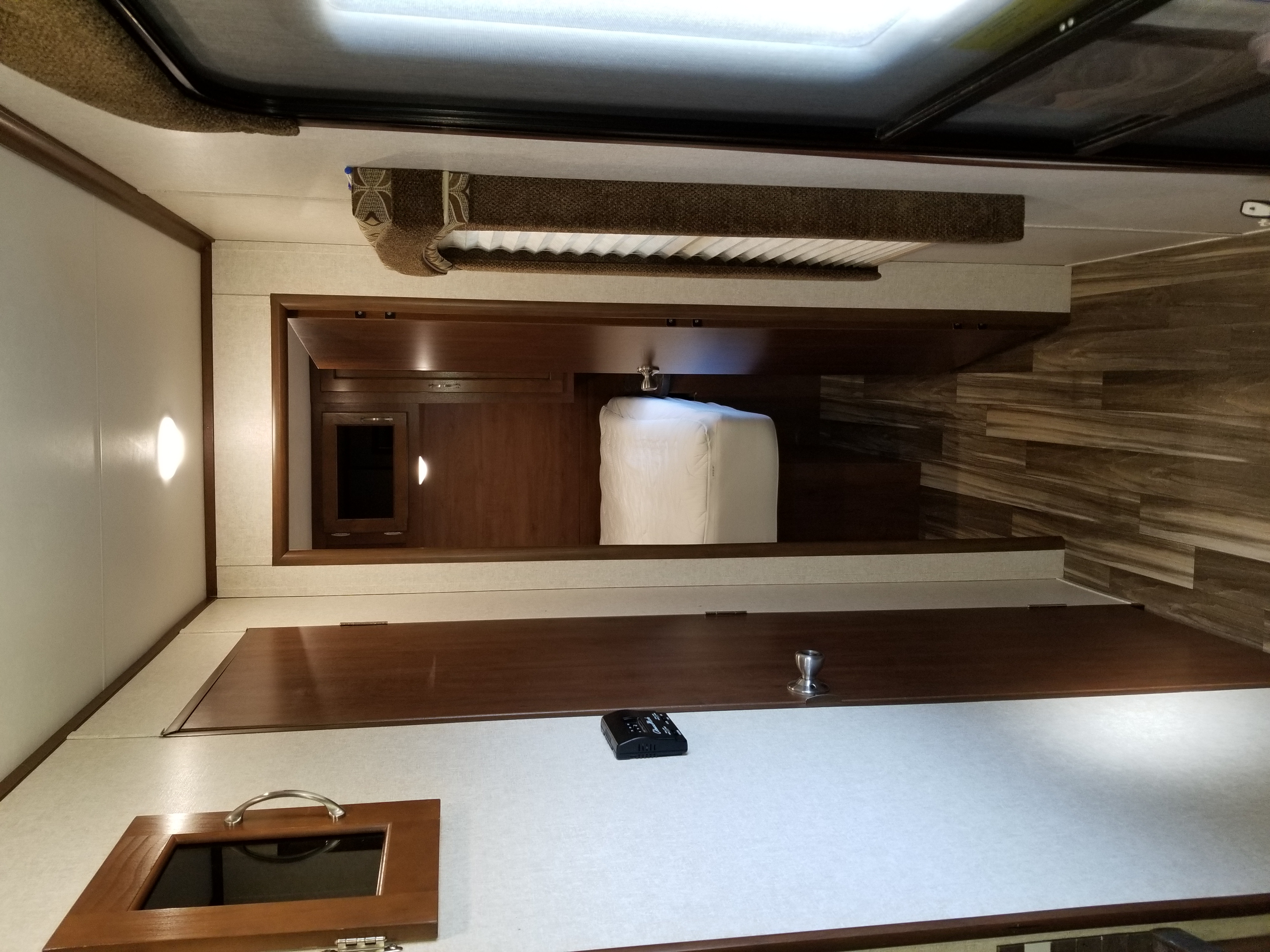 Private master bedroom. Jayco Jay Flight 2017