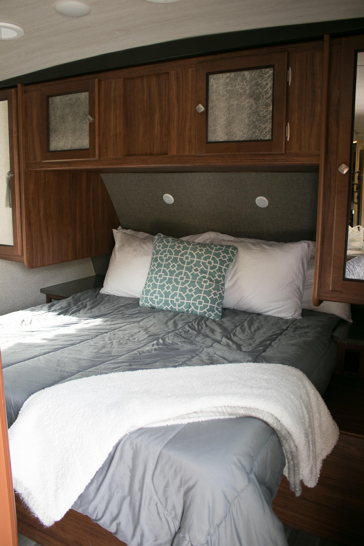 Master Bedroom. Heartland M 2017