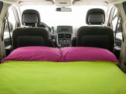 Interior Bed. Chrysler Town & Country 2010