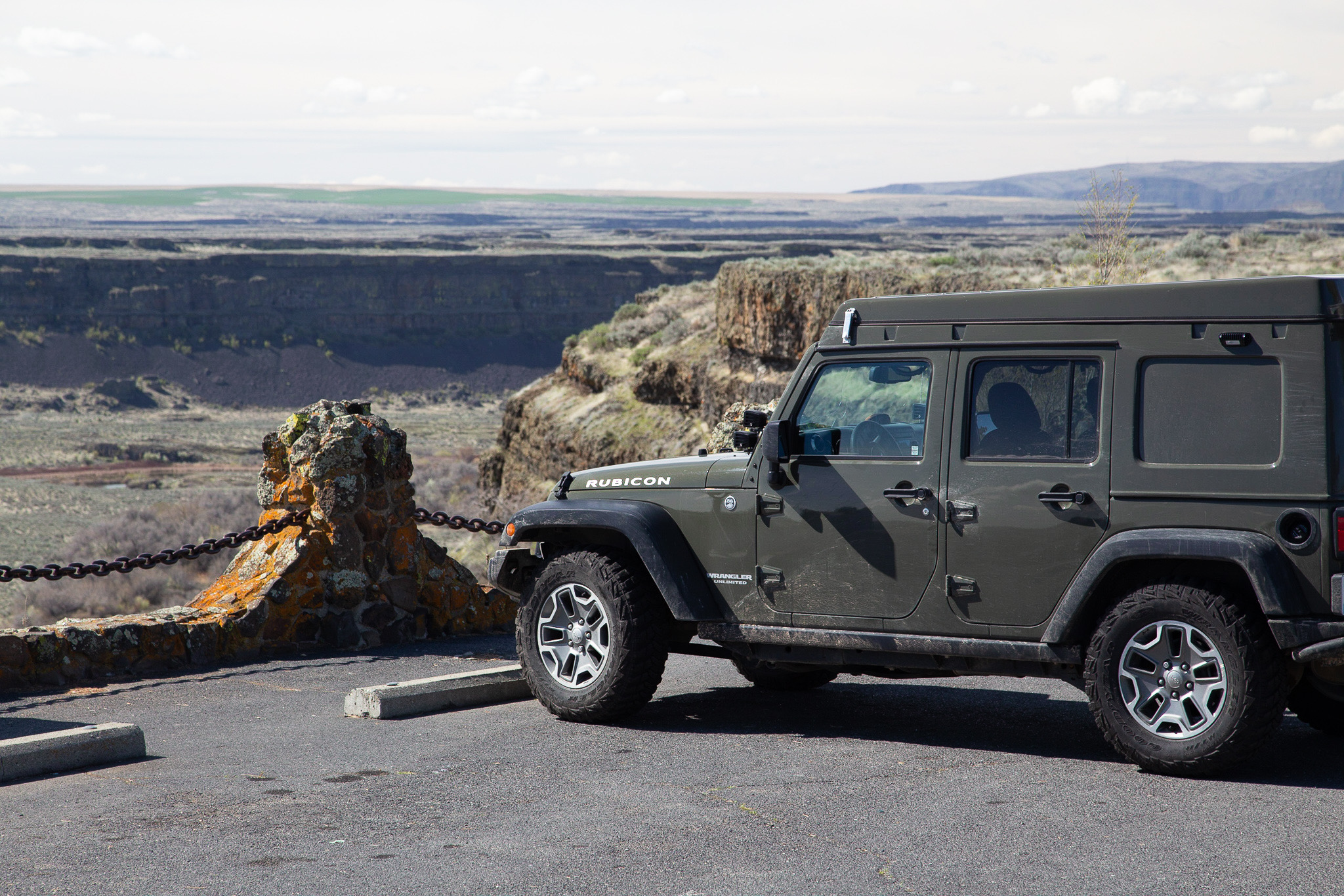 Jeep Unlimited Rubicon 2015