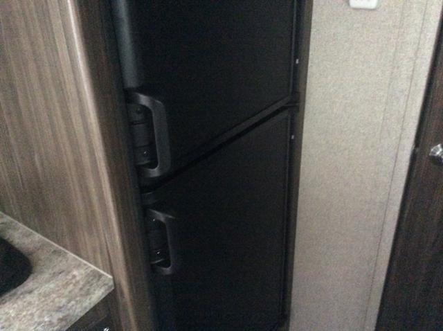 Oversized Refrigerator/Freezer. Coachmen Apex 2018