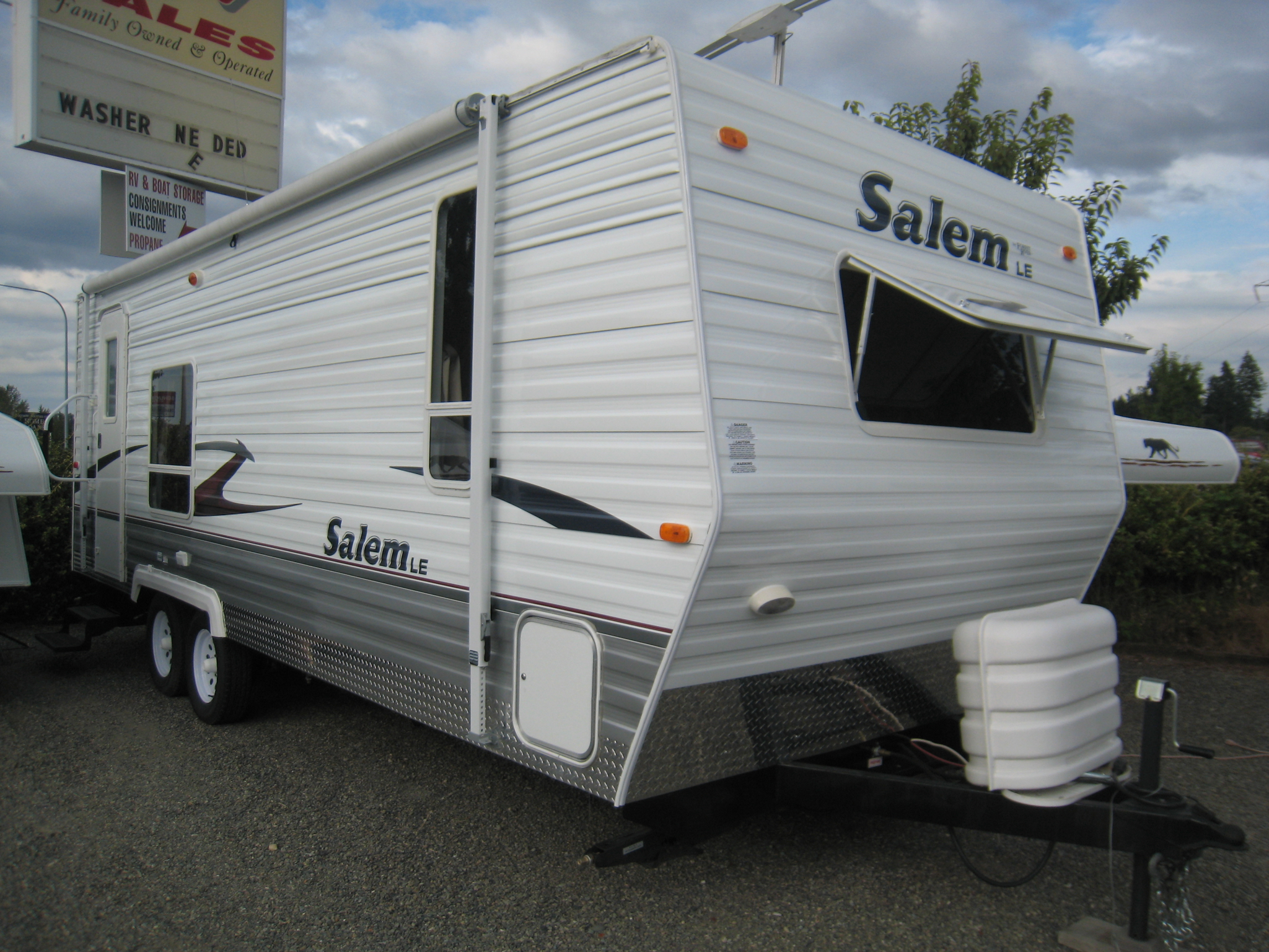 Salem LE 2007