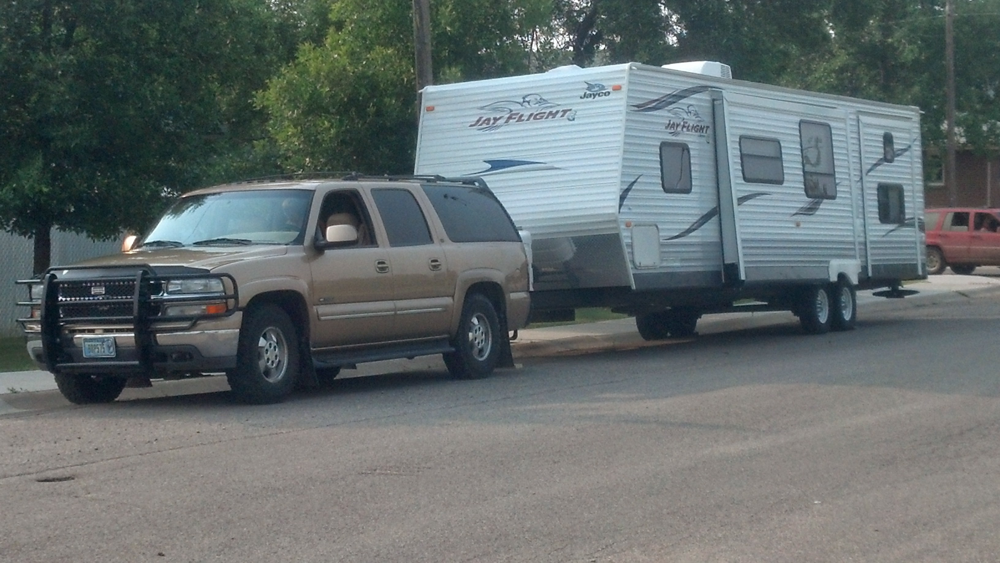 Are you looking for a lease for the winter. Call me, 406-590-6343 Suburban not included. . Jayco Jay Flight 2010