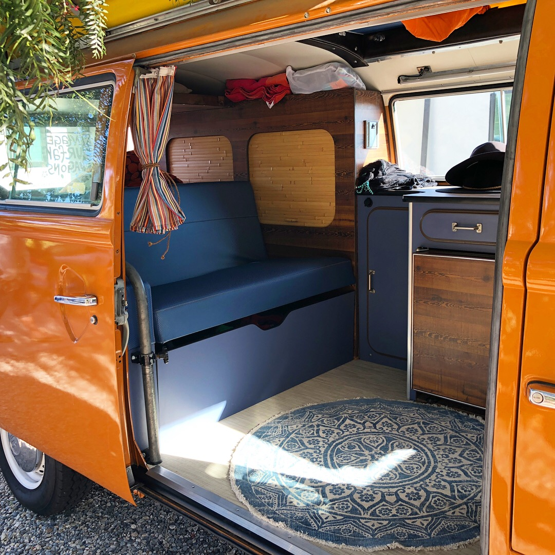 Volkswagen PopTop Deluxe 1979