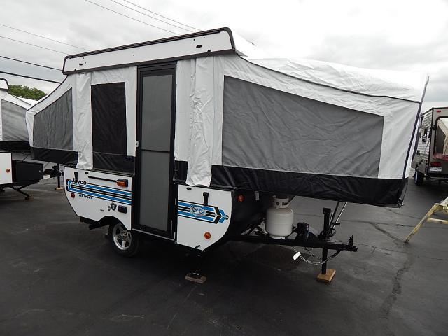 Jayco Sport series. 8SD Pop up tent trailer 2017