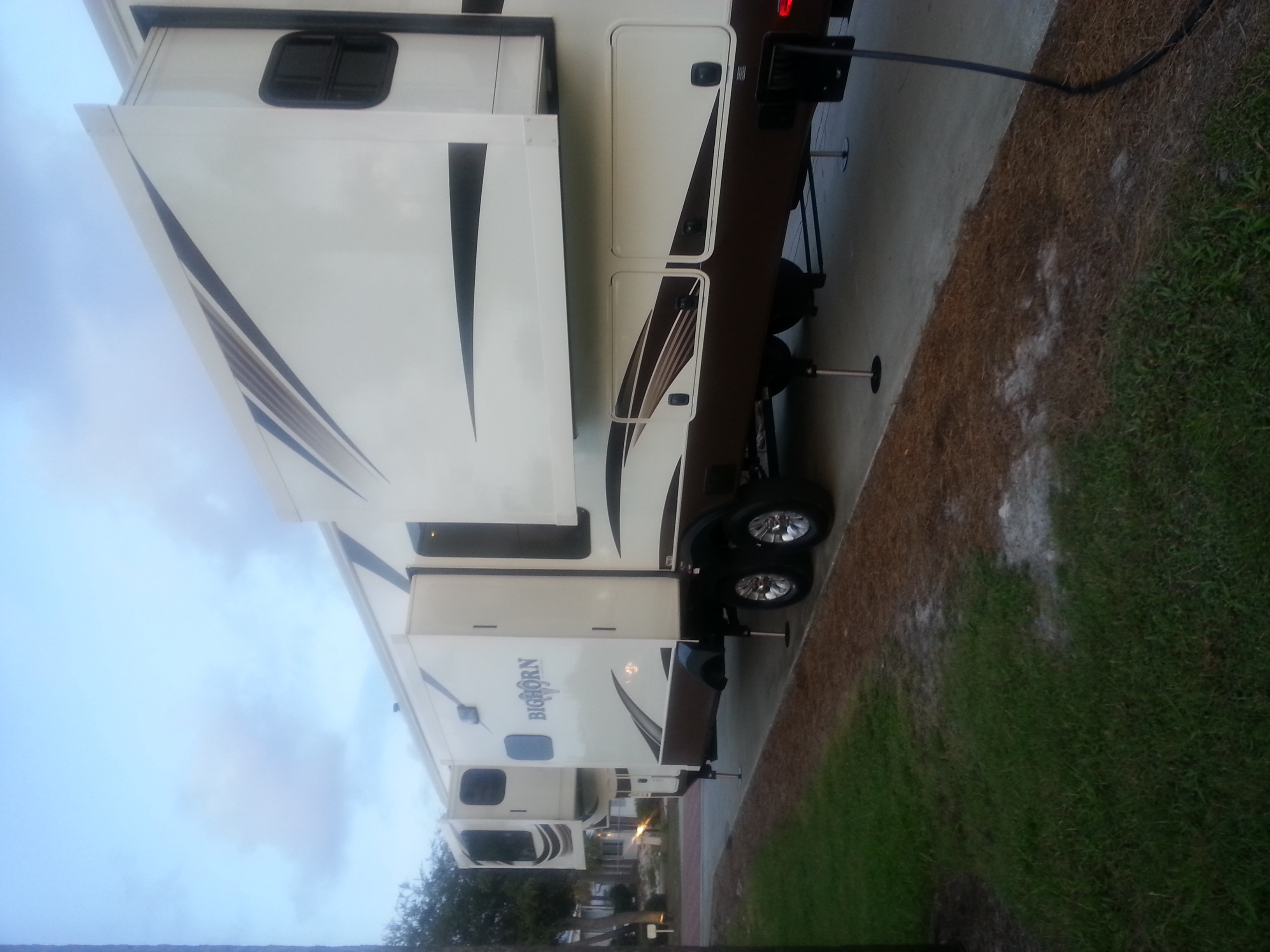 We will deliver to Panama City Beach RV Resort and do all setups! . Heartland Bighorn 2015