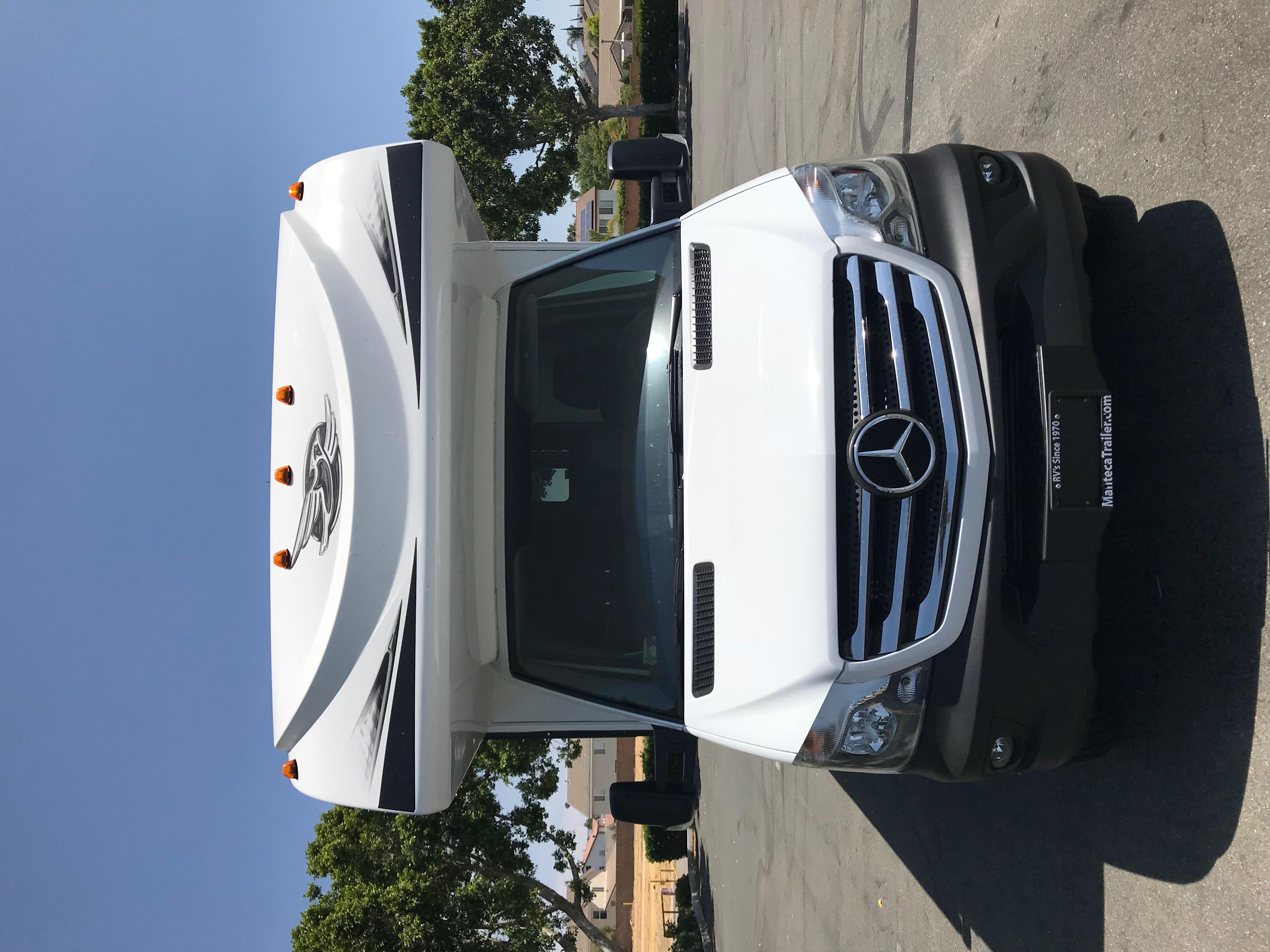 Mercedes-Benz Jayco Melbourne 2019