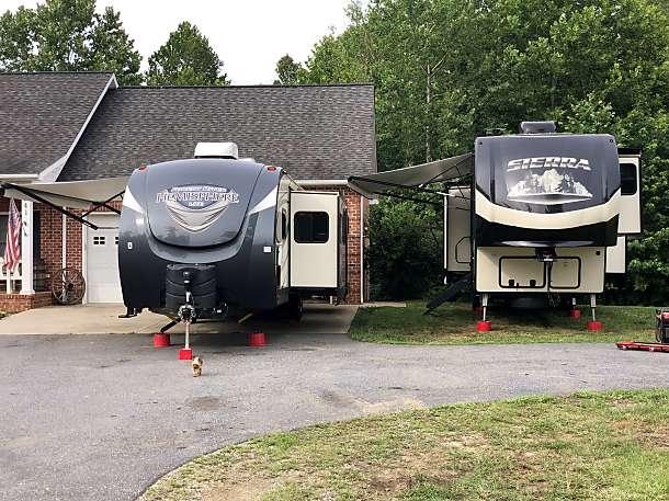 Multiple units available.. Forest River Salem Hemisphere 2016