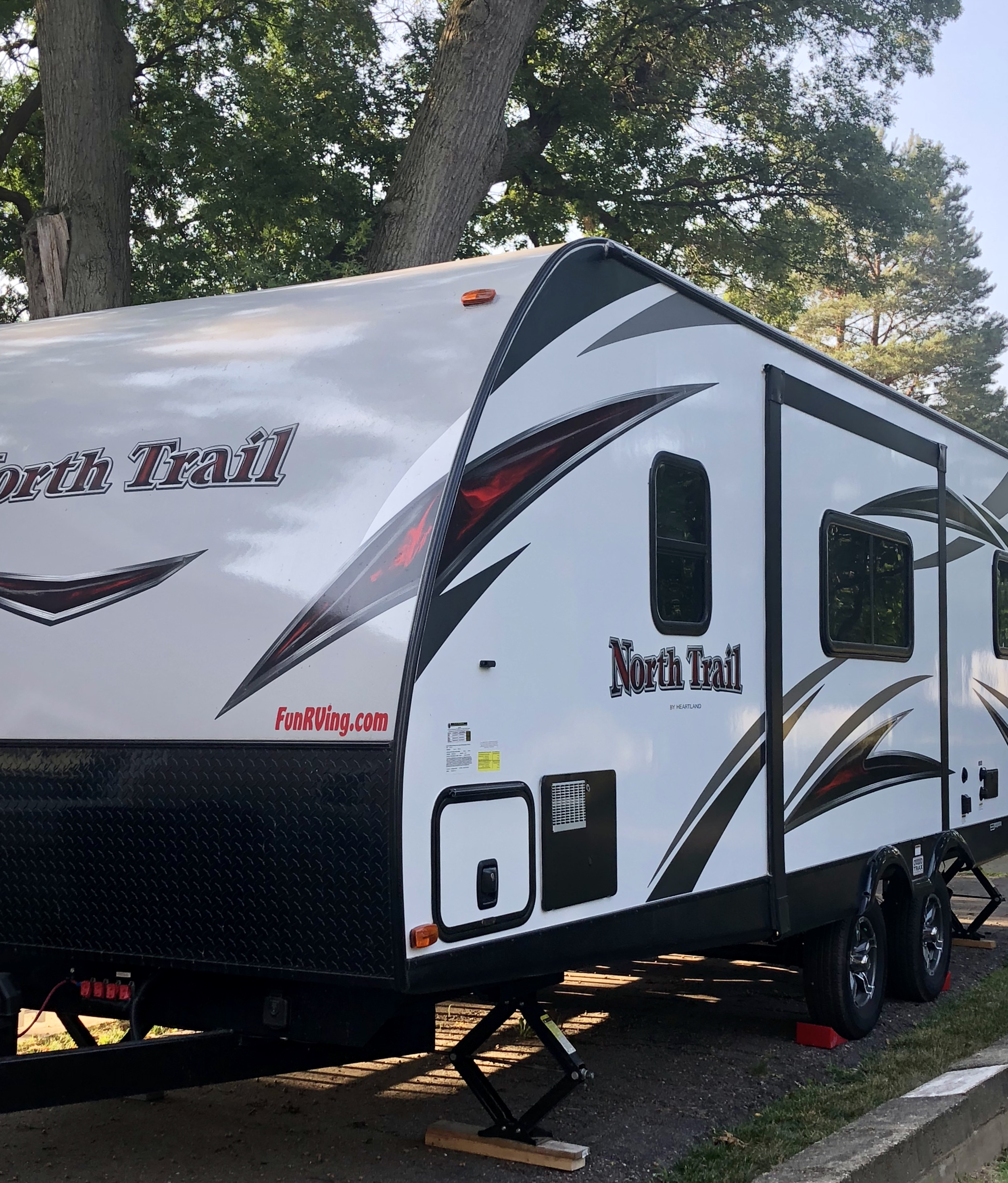 Heartland North Trail 2018