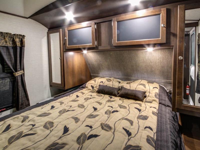 Master Bedroom . Keystone Bullet 2017