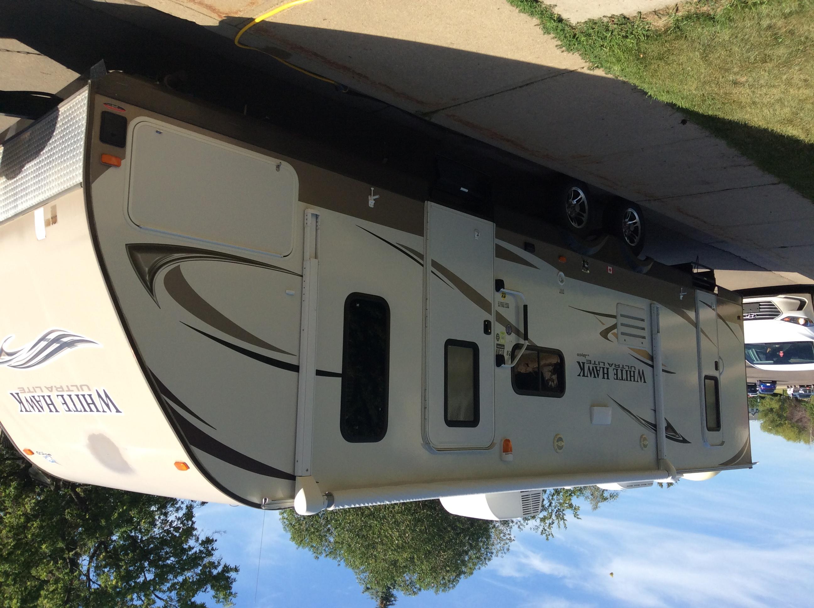2012 Jayco White Hawk Ultra Lite Trailer Rental in Red ...
