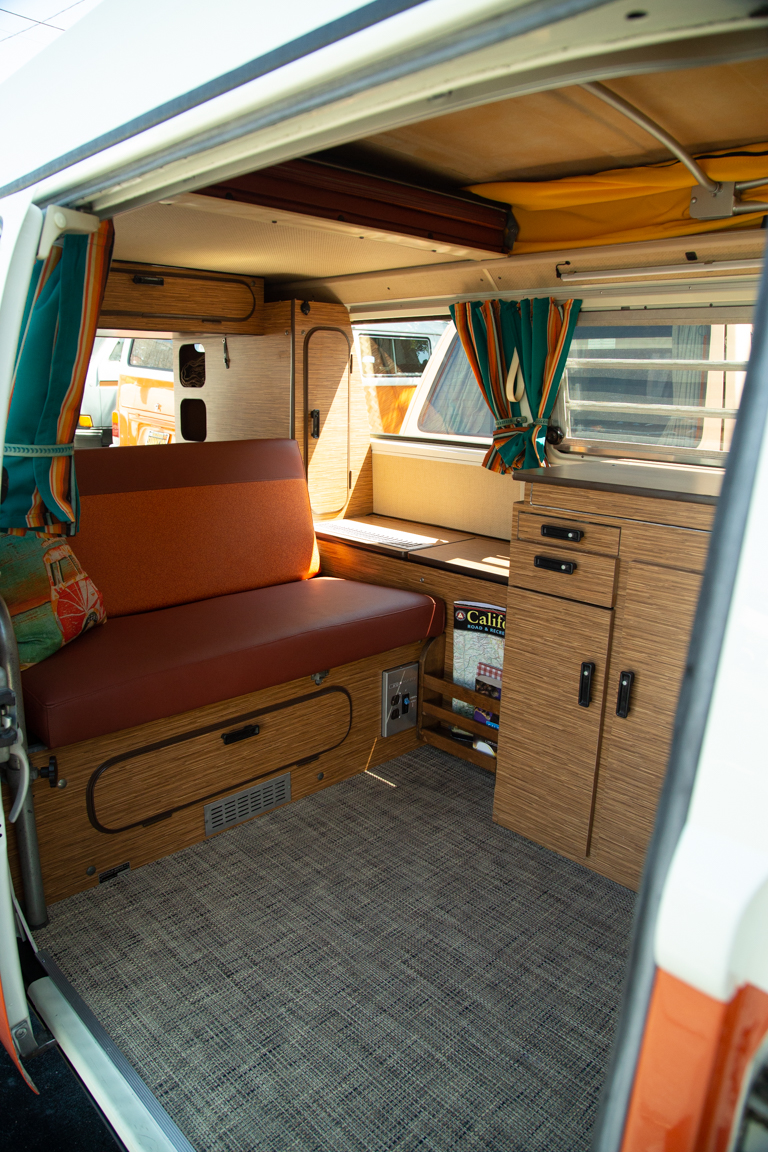 Volkswagen Bay Window AUTOMATIC 1979