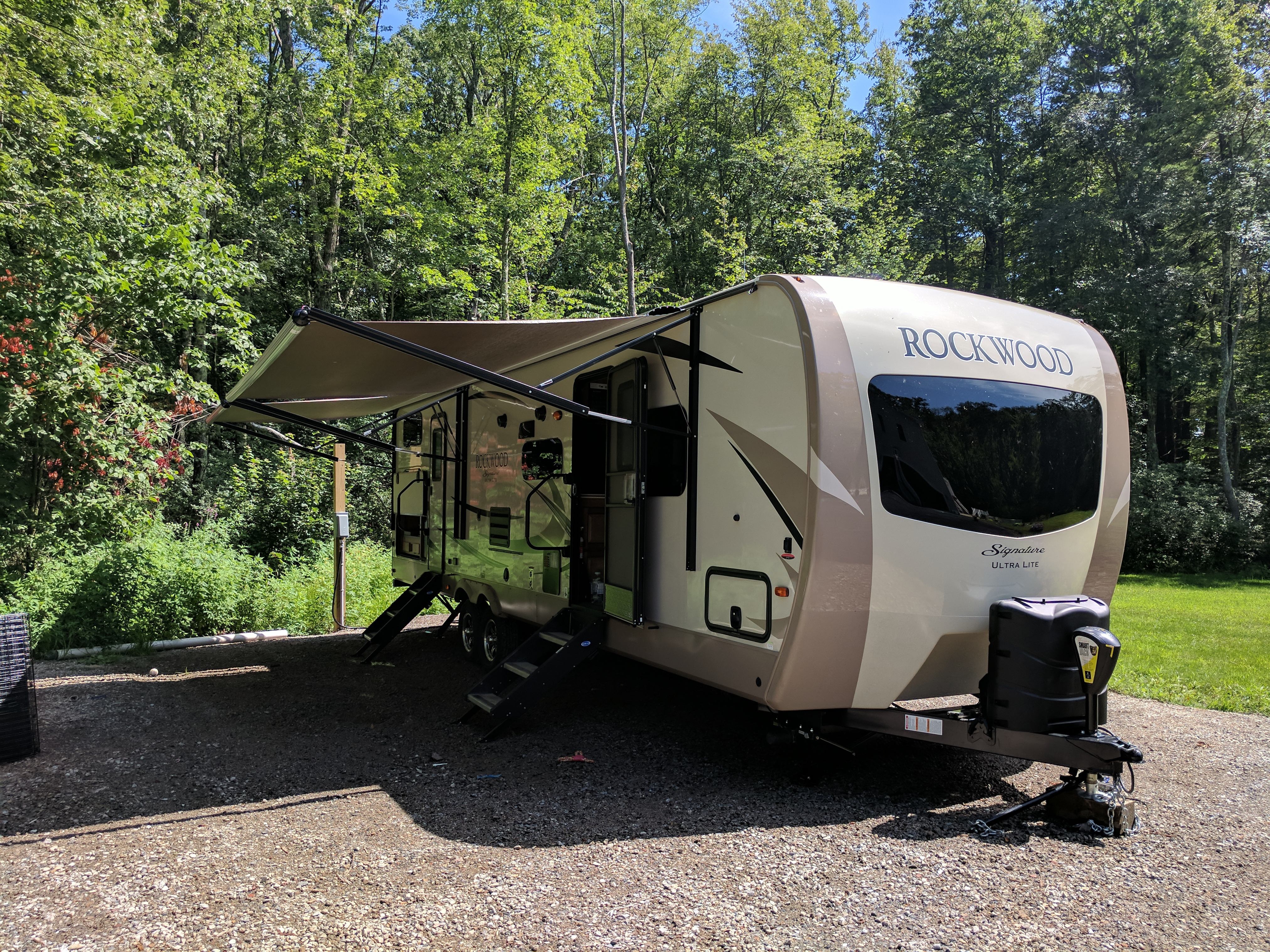 Forest River Rockwood Signature Ultra 2018