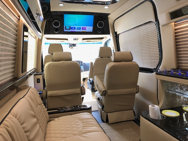 Midwest Automotive Designs Mercedes Super Sprinter 2018