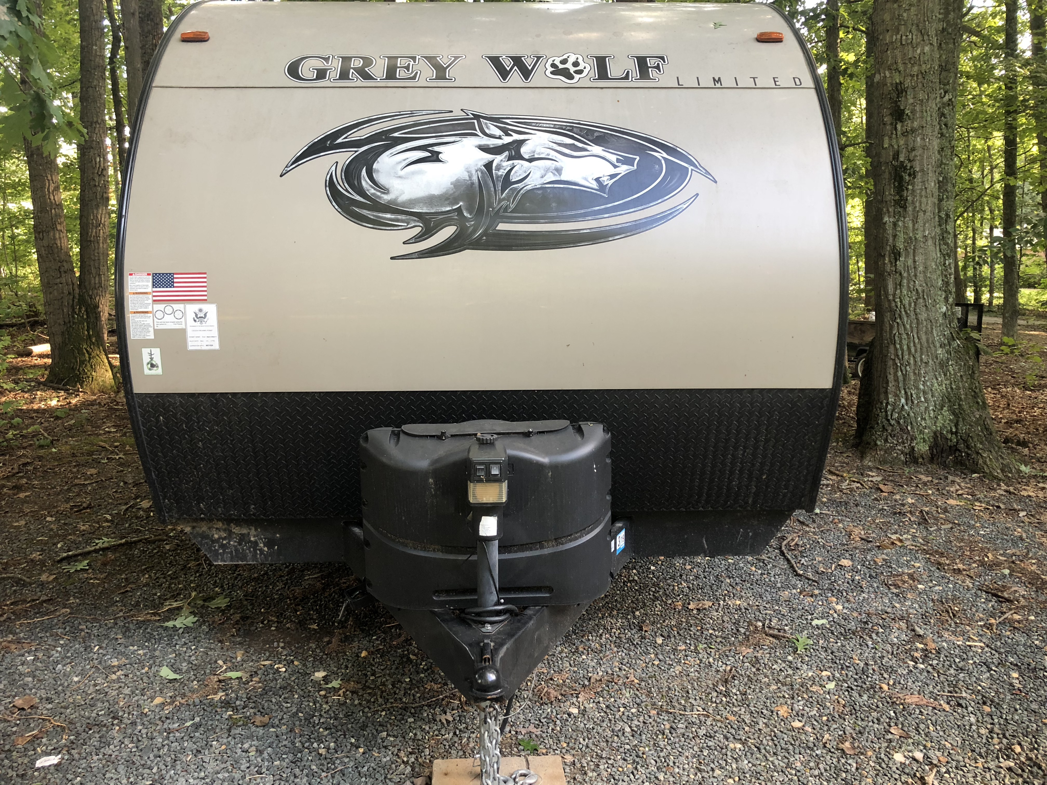 Forest River Cherokee Grey Wolf 2017