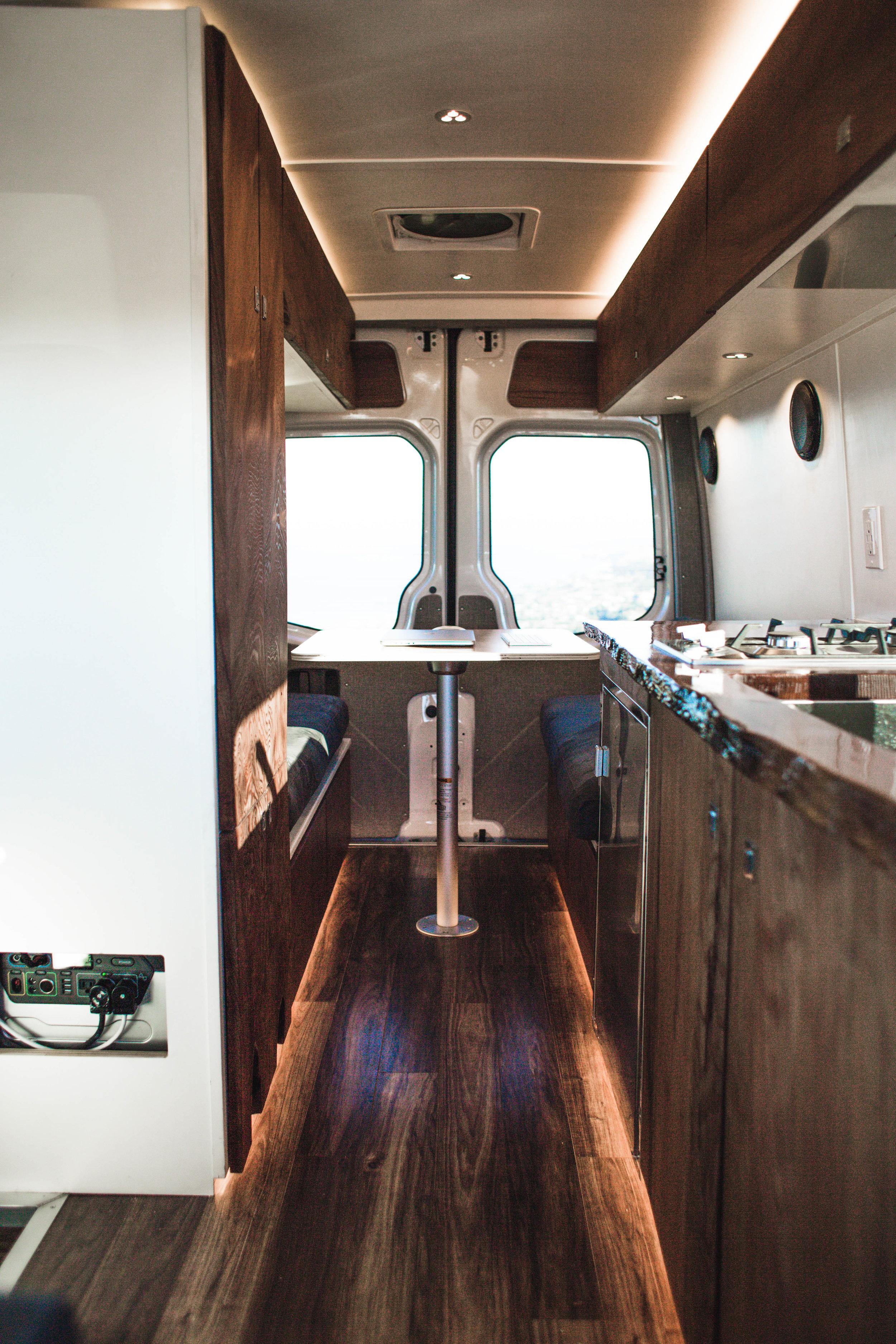 Mercedes-Benz B class campervan MB 140 2015