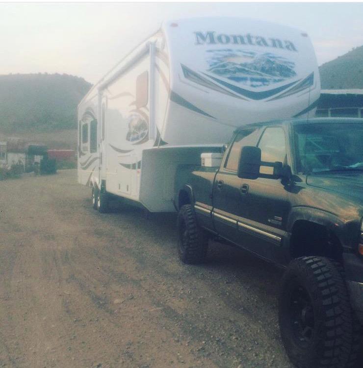 Keystone Montana 2014