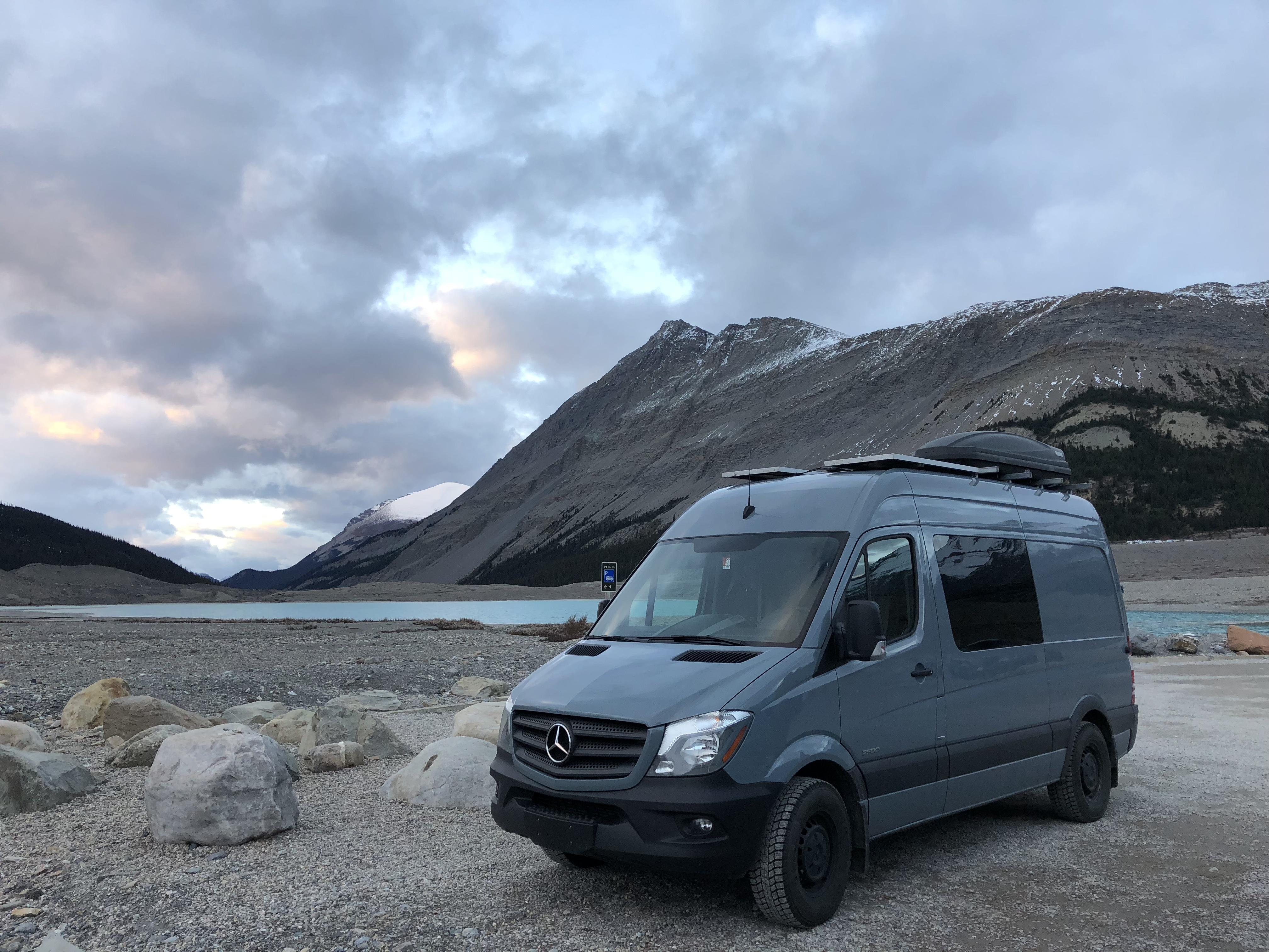 Luxury Sprinter Van w/ Gear Garage